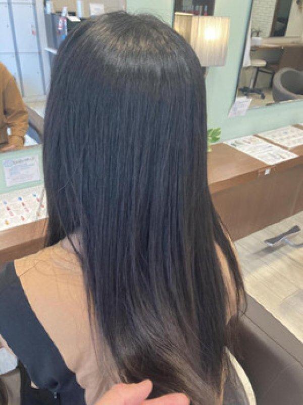 縮毛で髪が痛む原因