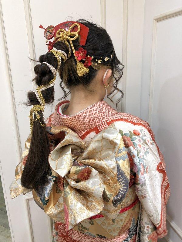 yuuka☆成人式 ママ振袖