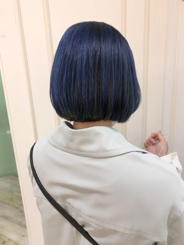yuuka☆アンブレラカラー ブルー