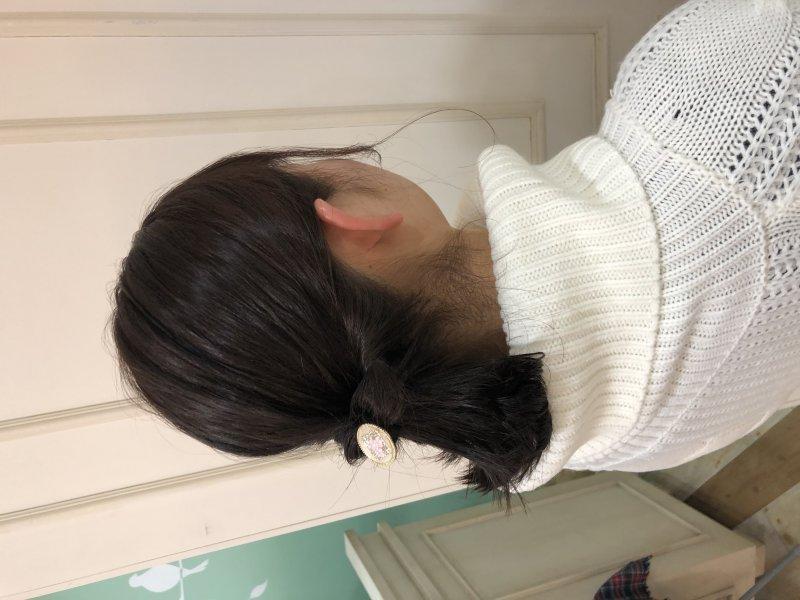 yuuka☆初めてのカラー