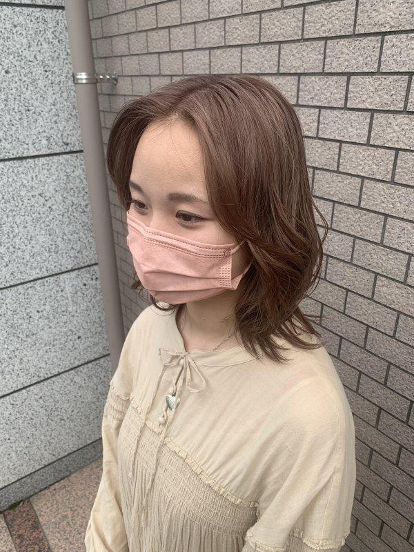 #流行!! 韓国風レイヤースタイル!