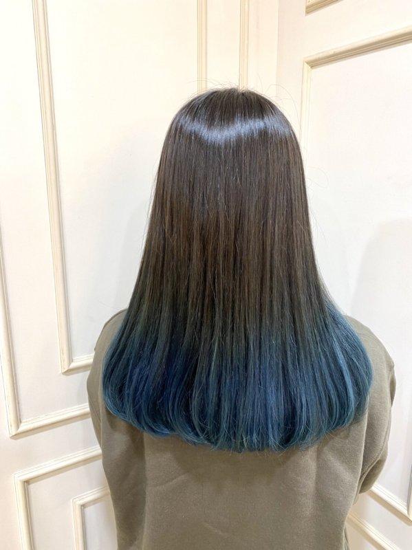 blueカラー☆