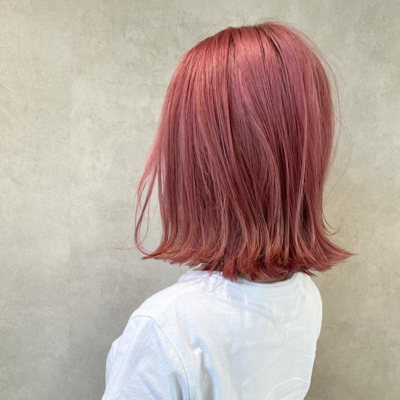 #ピンク系カラーがとても人気です♪