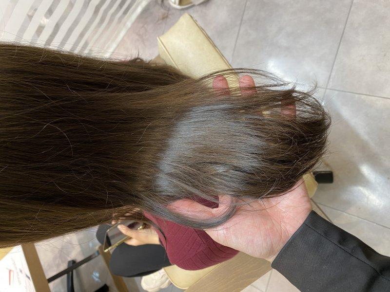 悩みに合わせた髪質改善でツヤ髪へ