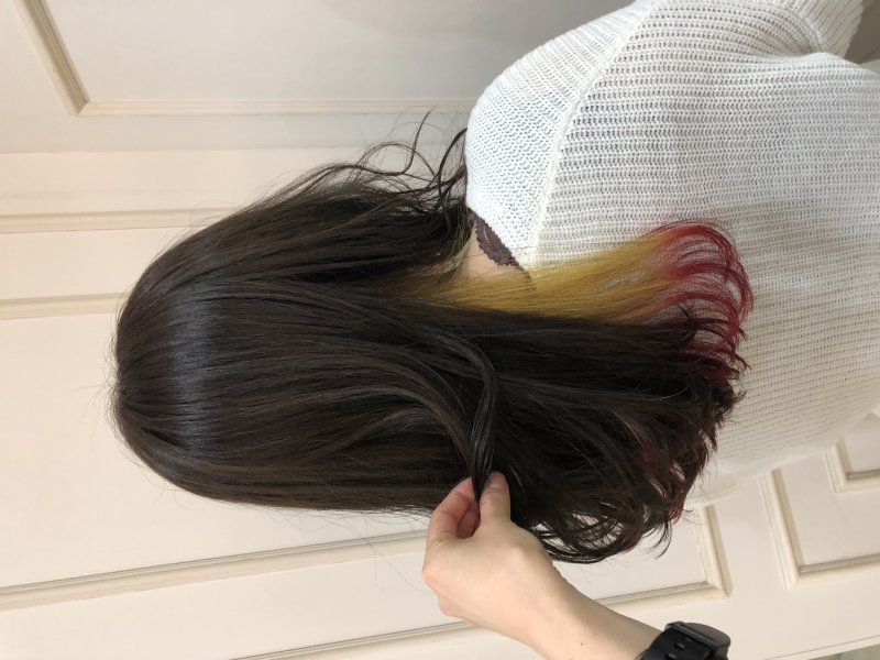 yuuka☆鬼滅の刃カラー 煉獄さん