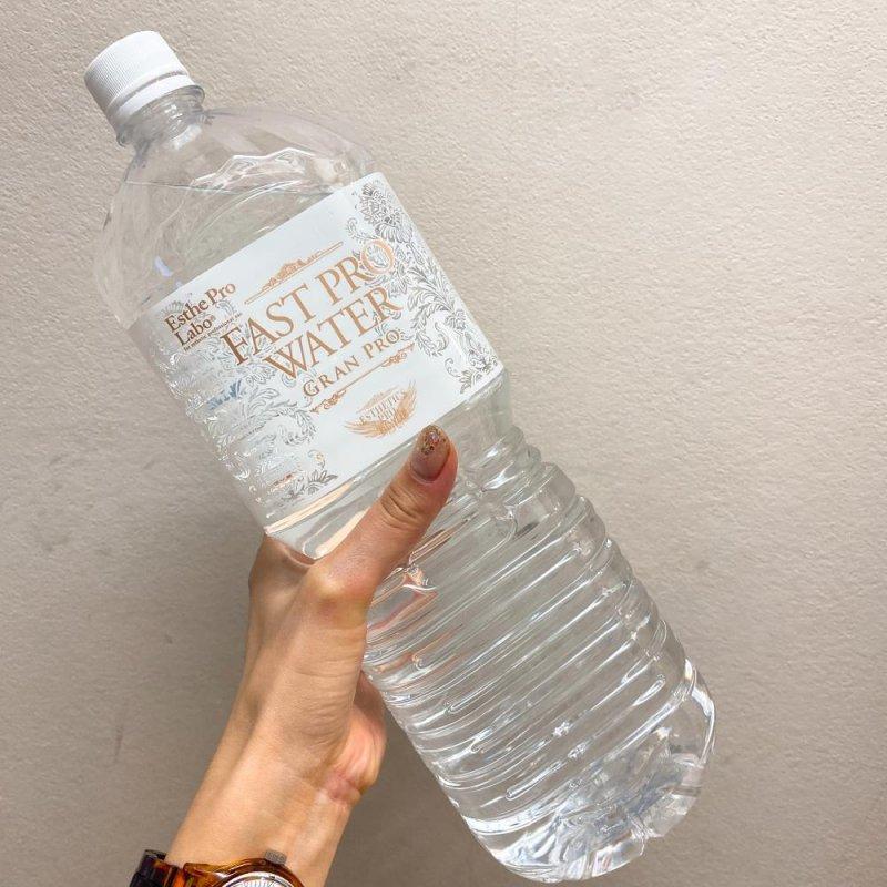最近愛飲中のお水♪