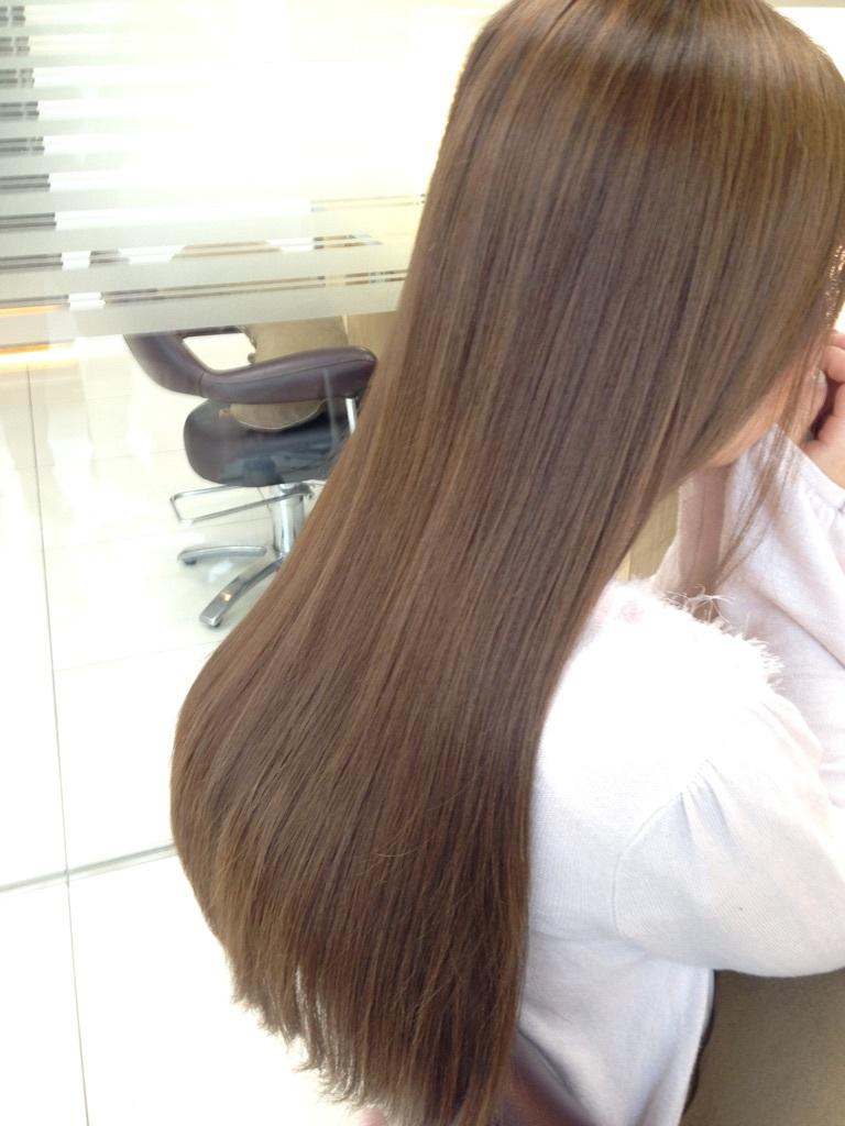 ケアリスト在籍☆最高級トリートメント【ハホニコ】髪の内部からダメージを補修。