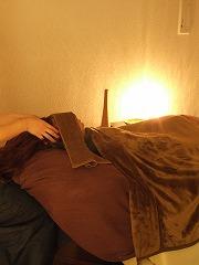 極上の睡眠へと導く 癒しのリラクゼーションメニュー