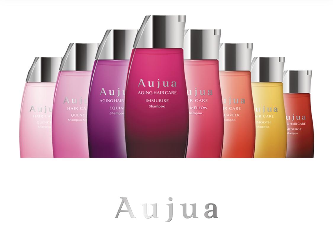 「Aujua」〜日本女性の髪の美しさを育み続けるヘアケア〜