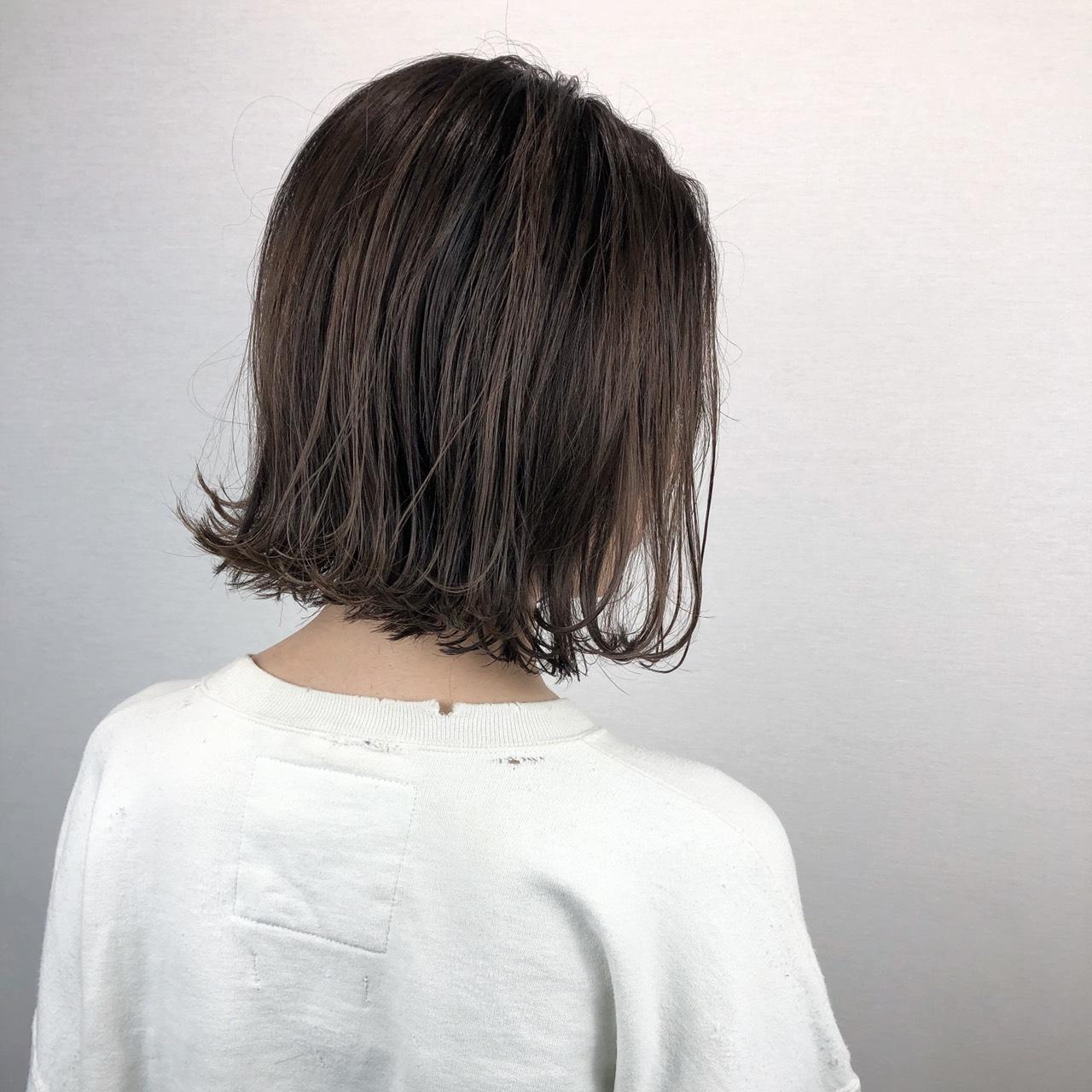 オーガニックにこだわり、頭皮・髪にもやさしいカラーです。大人世代のファン多数☆