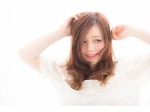 【時短クーポン】ケアカラー(白髪染め可)+Aujuaトリートメント1step\7700