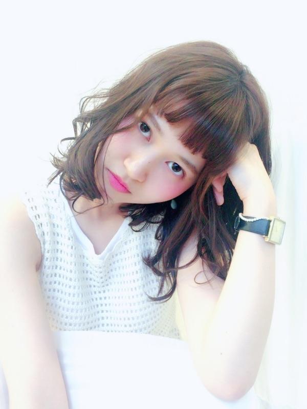 【最高のヘアケア】カラー+カット+フローディアトリートメント¥16200⇒¥10070