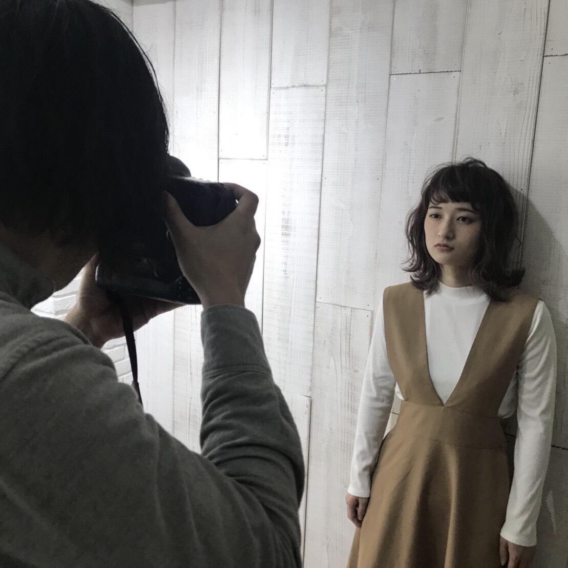 美容師として日々勉強☆撮影会やセミナーへの参加