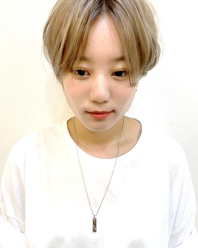 【クリアな色味なら★】ダブルカラー+Aujua髪質改善トリートメント\13200