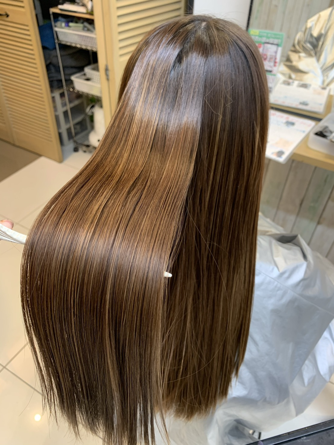 髪質改善!!サミートリートトメント