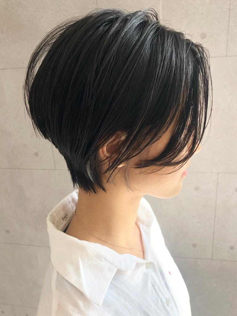 """ショートヘアが大人気!技術集団""""FACE""""にお任せください!"""