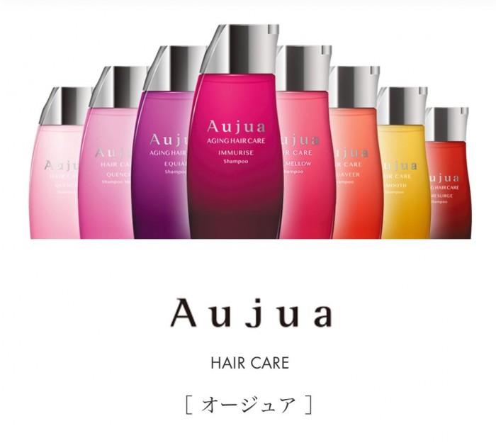 一人一人の髪質に組み合わせた完全オーダーメイドの〈Aujuaトリートメント〉であなただけのヘアケアを―。