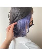 色が抜けても可愛い!透明感や抜け感が今大人気のトレンドカラー♪髪と頭皮に優しいダメージレスカラーも◎