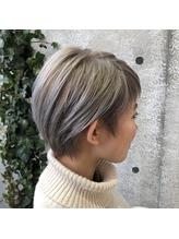 骨格・髪質に合わせた黄金バランスで大人可愛いショートヘアに…★扱いやすく毎日のスタイリングも簡単♪