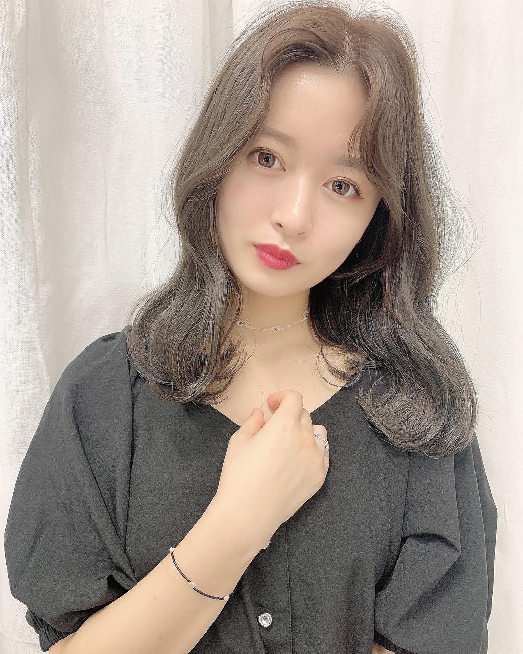 韓国の女の子の柔らかい雰囲気になりませんか?【大人気トレンドの韓国風スタイル♪】