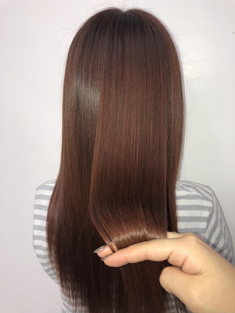 【茅ヶ崎】11種類のトリートメントができるお店!トリートメントは髪質、髪の傷みの状態により変わります。