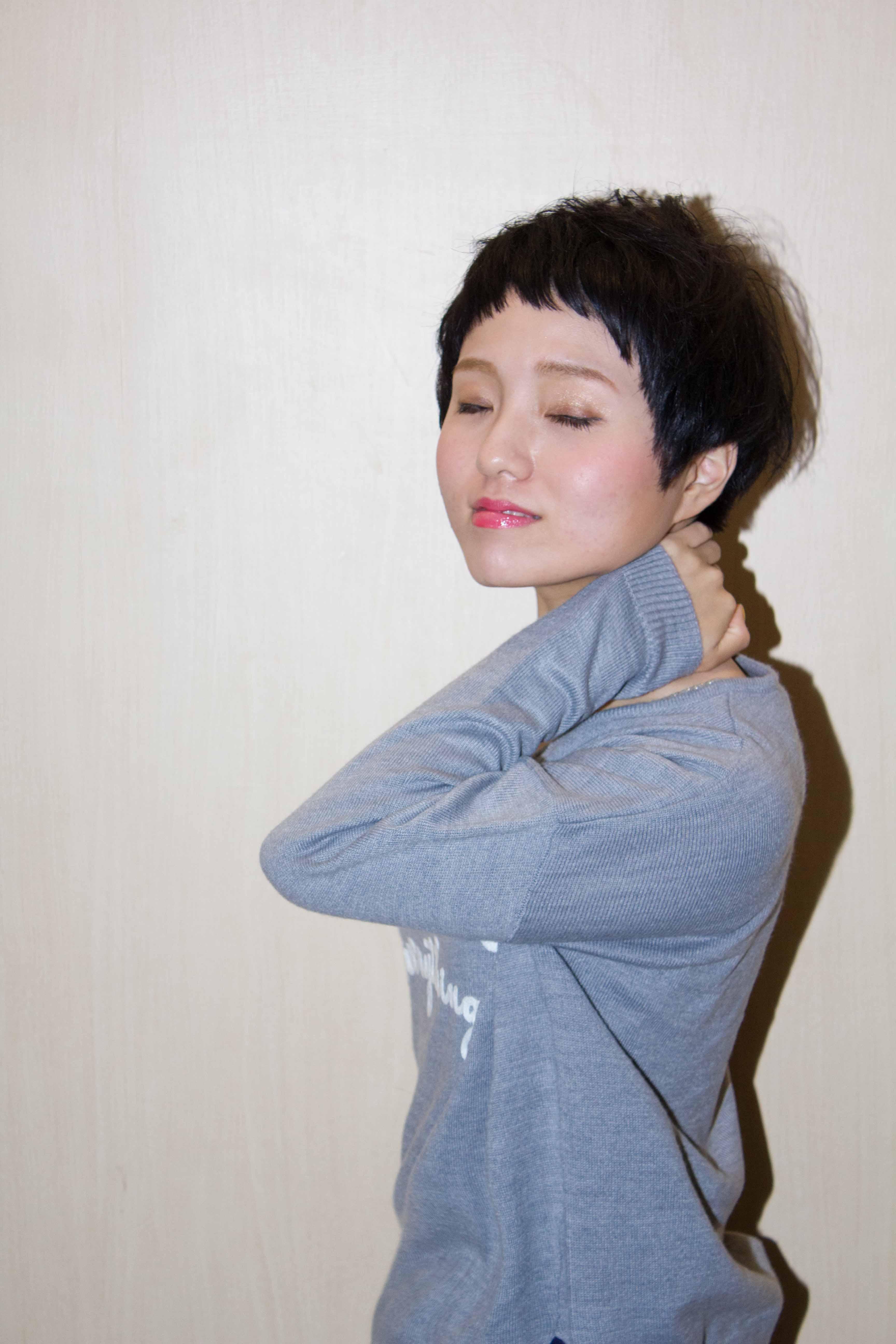 「黒髪ベリーショート」 伊勢原エリアの人気ヘアカタログ